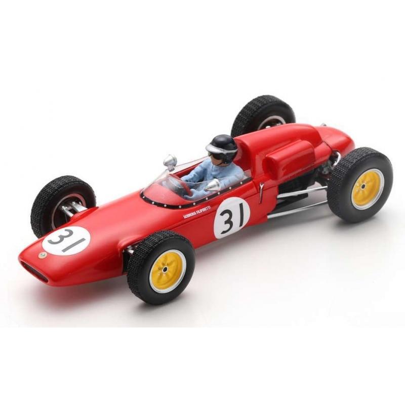 SPARK Lotus 21 n°31 Jim Clark Course de Côte d'Ollon-Villars 1962