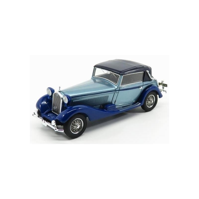 KESS KE43000301 Alfa Romeo 6C 1750 GTC Castagna 1931