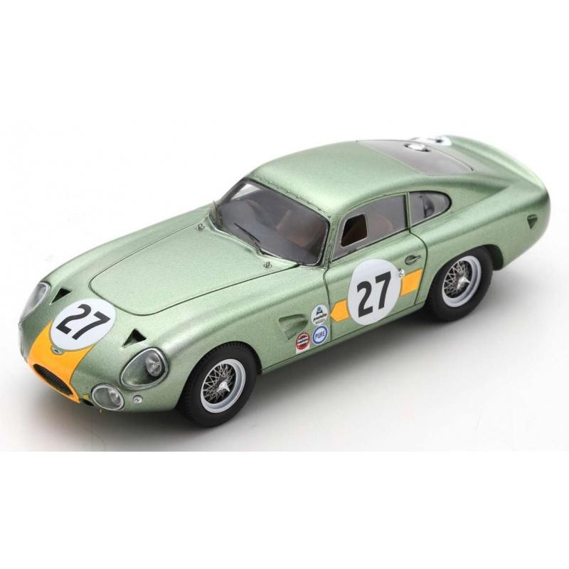 SPARK S3685  Aston Martin DP214 n°27 2000 Km Daytona 1964