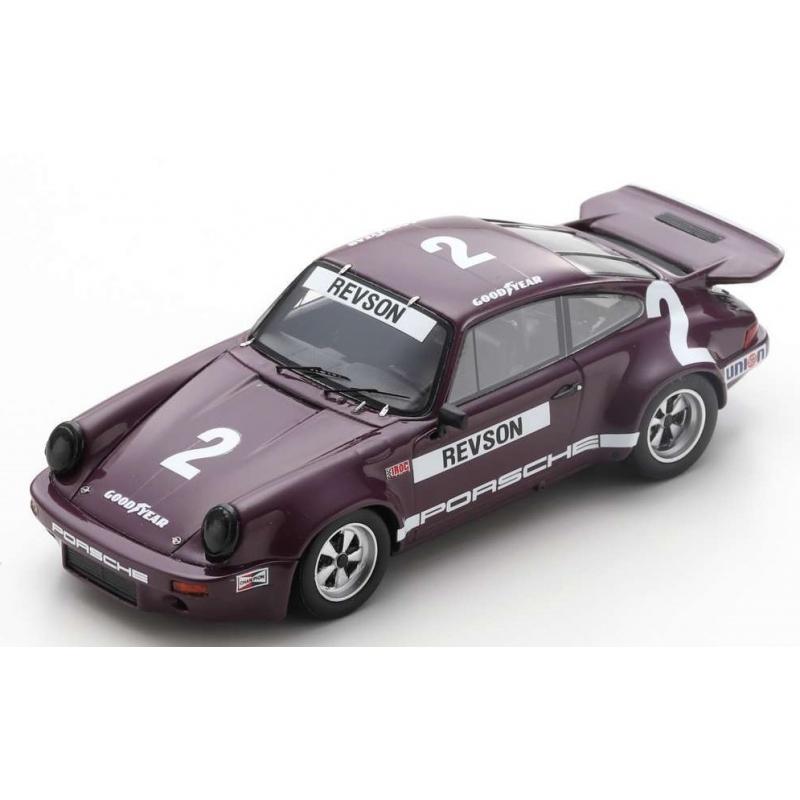 SPARK Porsche RS 3.0 n°2 Revson IROC Daytona 1974