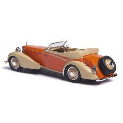 ESVAL Hispano Suiza J12 cabriolet by Vanvooren 1934