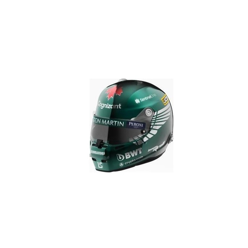 SPARK Helmet Lance Stroll Aston Martin 2021 (%)