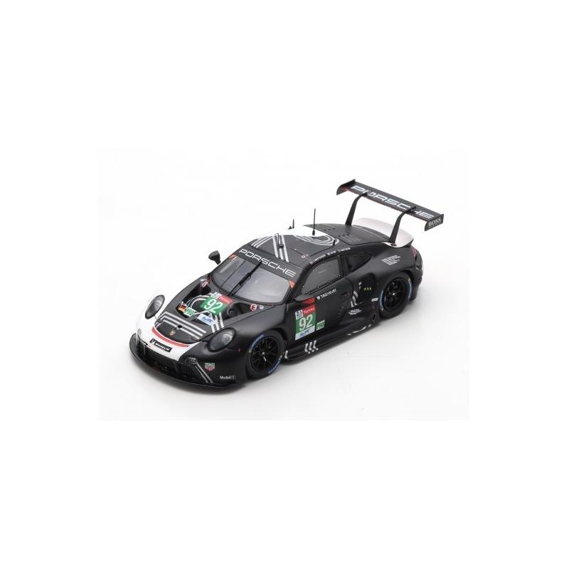 SPARK Porsche 911 RSR-19 n°92 24H Le Mans 2020