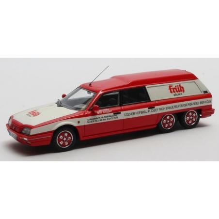 """MATRIX Citroen CX Break Loadrunner """"Früh Kölsch"""" 1989 (%)"""
