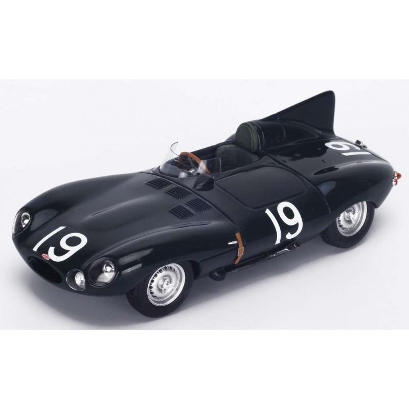 SPARK Jaguar D Winner 12H Sebring 1955