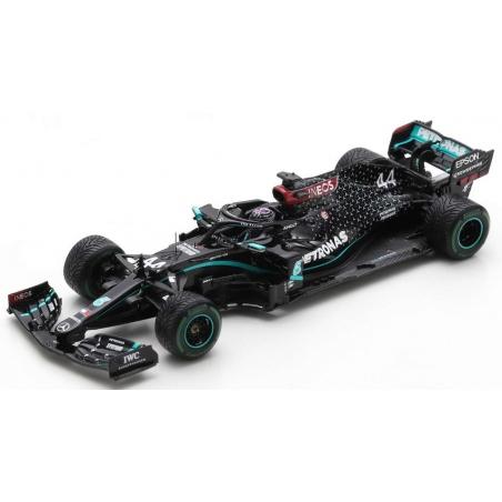 SPARK Mercedes W11 n°44 Hamilton Vainqueur Istanboul 2020