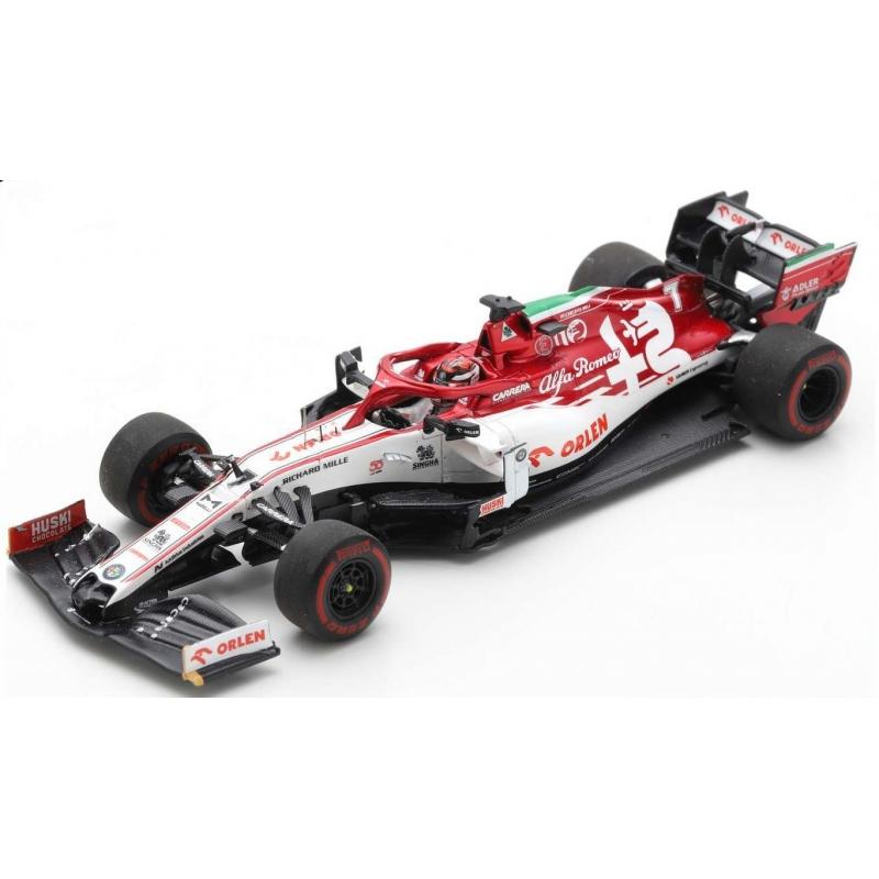 SPARK Alfa Romeo C39 n°7 Räikkönen Emilie-Romagne 2020