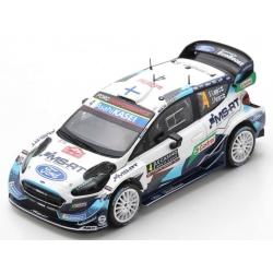 SPARK Ford Fiesta WRC n°4...