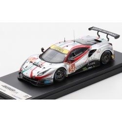 LOOKSMART LSLM110 Ferrari 488 GTE EVO n°54 Le Mans 2020