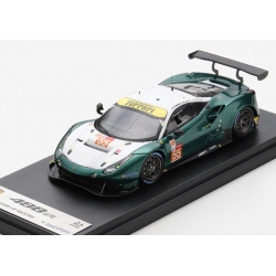 LOOKSMART LSLM111 Ferrari 488 GTE EVO n°55 Le Mans 2020