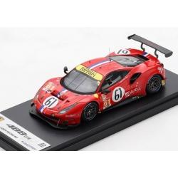 LOOKSMART LSLM113 Ferrari 488 GTE EVO n°61 Le Mans 2020