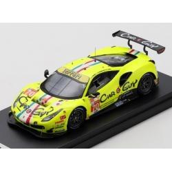 SPARK Audi TT Cup Kisiel Champion TT Cup 2015