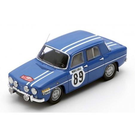 SPARK Renault 8 Gordini n°89 Thérier Monte Carlo 1969