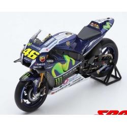 SPARK Yamaha YZR M1 n°46...