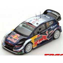 SPARK Ford Fiesta WRC n°1...