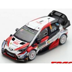 SPARK TOYOTA Yaris WRC  n°9...