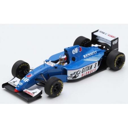 SPARK Ligier JS39B Michael Schumacher Test Estoril 1994