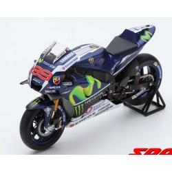 SPARK Yamaha YZR M1 n°99...
