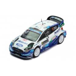 IXO Ford Fiesta WRC n°4...