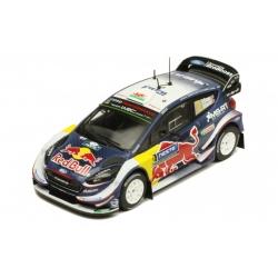 IXO Ford Fiesta WRC n°2...