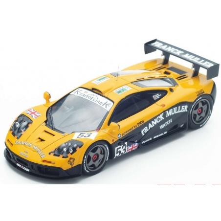 SPARK McLaren F1 GTR n°53 Le Mans 1996