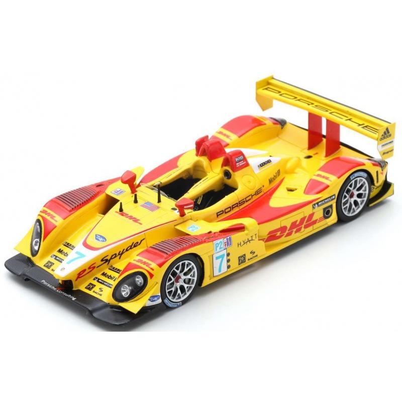 SPARK Porsche RS Spyder n°7 Champion LMP2 Class ALMS 2007