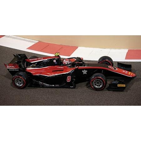 MINICHAMPS Dallara F2 George Russel Champion F2 2018 (%)