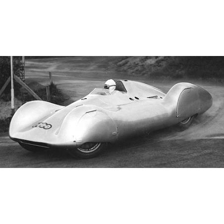 MINICHAMPS Auto Union Typ D  Stromlinie Müller Test Nurburgring 1938 (%)