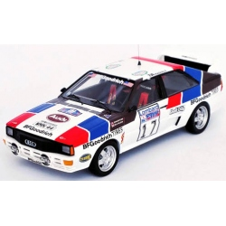 TROFEU Audi quattro n°17...