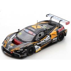 SPARK McLaren 720S GT3 n°59...