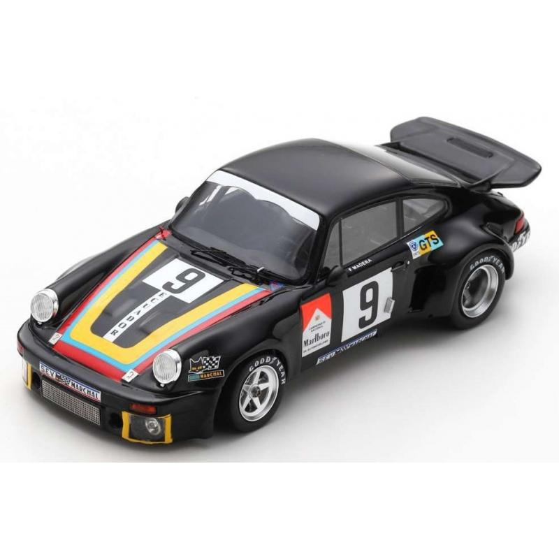SPARK S3530 Porsche Carrera RSR 3.0 n°9 24H Le Mans 1975