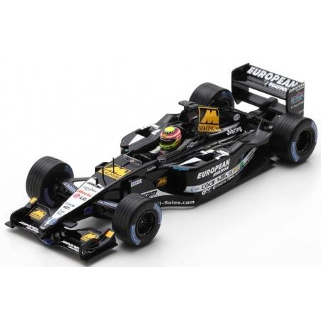 SPARK Minardi PS01 n°20 Yoong Monza 2001 (%)