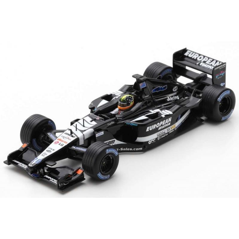 SPARK Minardi PS01 n°20 Marques Montreal 2001 (%)