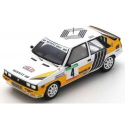 SPARK Renault 11 Turbo n°4...