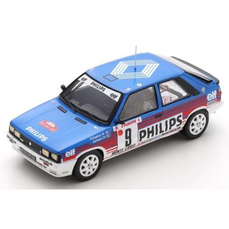 SPARK Renault 11 Turbo n°9 Chatriot Monte Carlo 1987 (%)