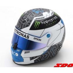 SPARK 5HF039 Helmet Valtteri Bottas Mercedes 2020