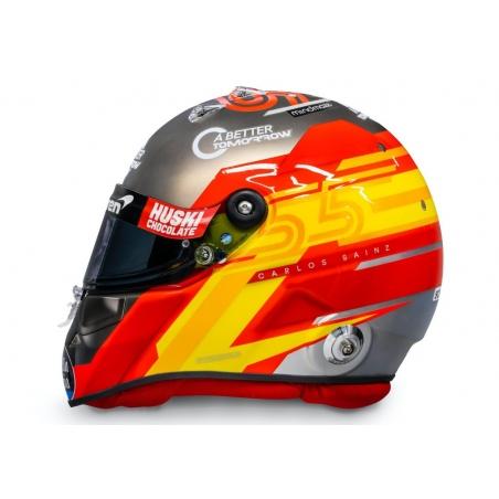 SPARK 5HF043 Helmet Carlos Sainz McLaren 2020