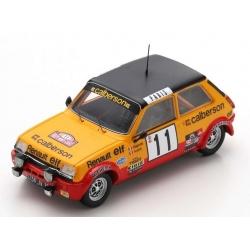 SPARK Renault 5 Alpine n°11...