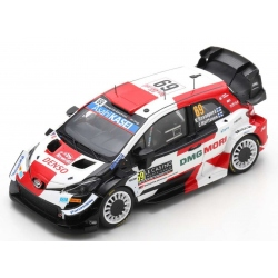 SPARK Toyota Yaris WRC n°69...