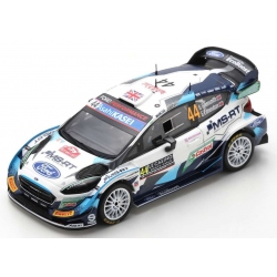 SPARK Ford Fiesta WRC n°44...
