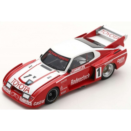 SPARK S7701 Toyota Celica LB Turbo GR5 n°1 Stommelen DRM Hockenheim 1978