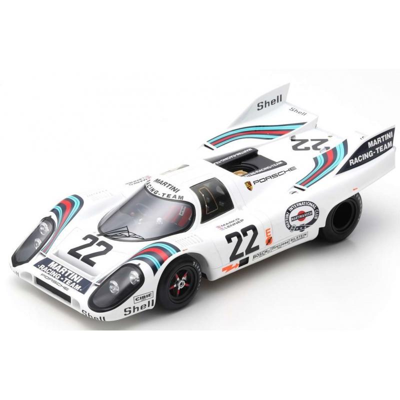 SPARK 1/18 Porsche 917 K n°22 Vainqueur 24H Le Mans 1971