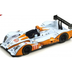 SPARK 18S062 1/18 OAK-Pescarolo Judd OAK Racing n°15 Le Mans 2011