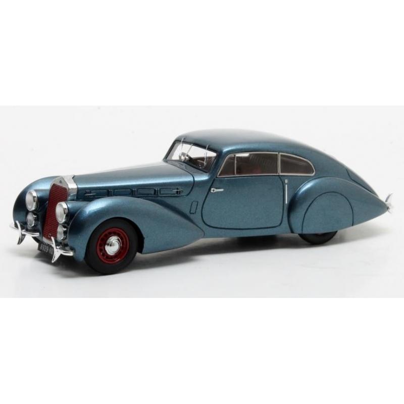 MATRIX Delage D8-120 S Pourtout Coupe 1938