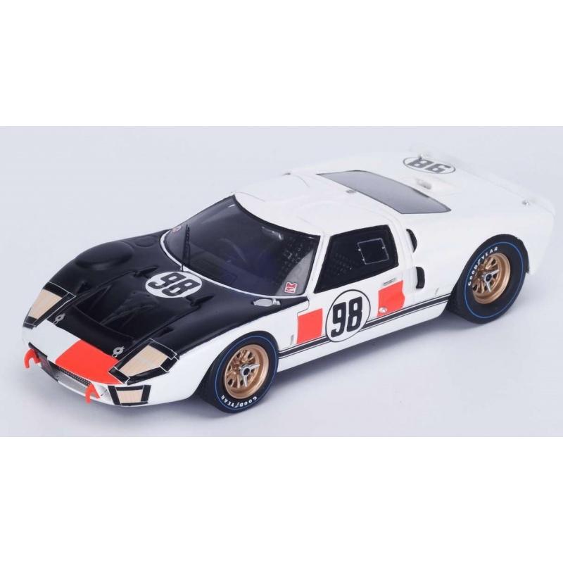 SPARK 43DA66 Ford GT40 MKII Vainqueur 24H Daytona 1966