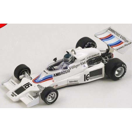 SPARK Shadow DN8 n°16 Jarier Watkins Glen 1977