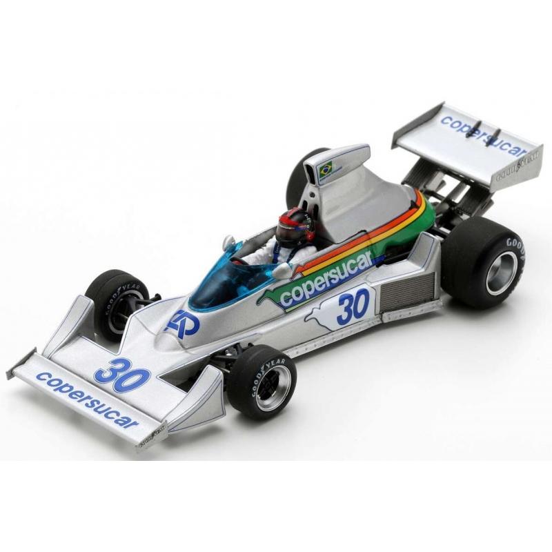SPARK Copersucar FD04 n°30 Fittipaldi Interlagos 1976