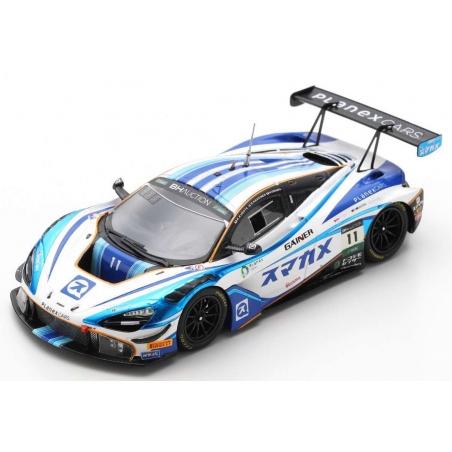 SPARK SJ091 McLaren 720S GT3 n°11 10H Suzuka 2019