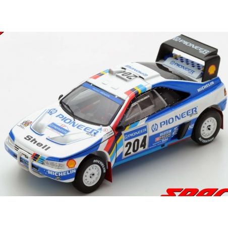 SPARK S5616 Peugeot 405 T16 Vatanen Vainqueur Dakar 1989