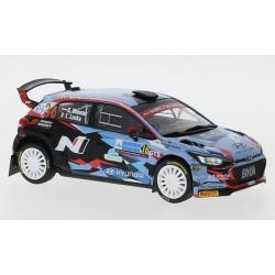 IXO RAM762LQ Hyundai i20 R5 n°36 Munster WRC Estonia 2020
